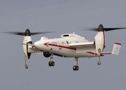 Unmanned TiltRotor Hybrid TRH-14
